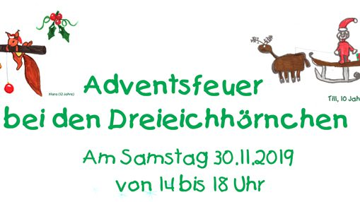 Adventsfeuer 2019