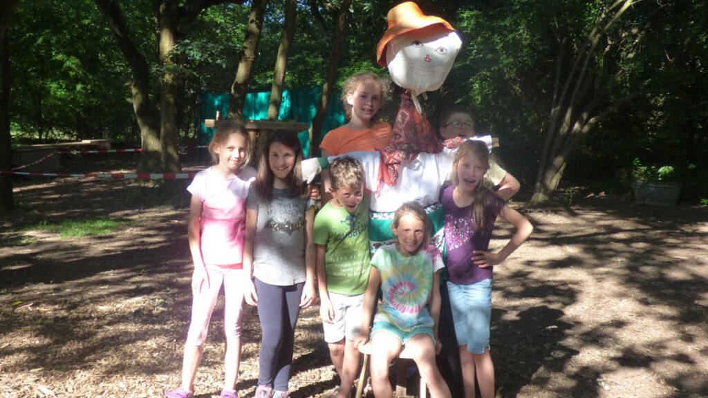 Sommerprogramm auf der Farm