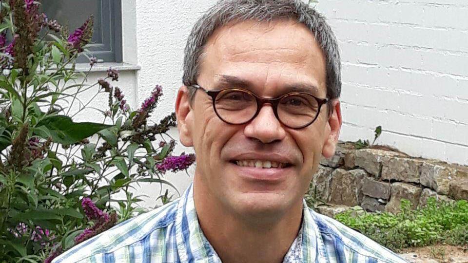Roland Heimann ist Beisitzer